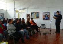 Valdivia: a través del canto estudiantes previenen el consumo de drogas y alcohol