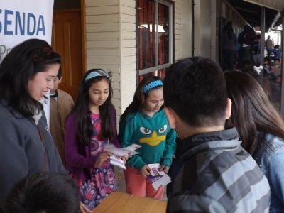 En localidad de Pueblo Nuevo presentan programa En Busca del Tesoro