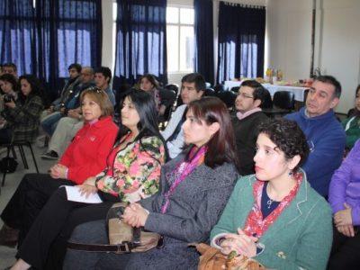 SENDA capacita en prevención a futuros docentes de San Felipe