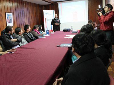 Ponen en marcha programa Actitud en colegios de Río Bueno