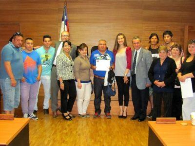 Pica y Pozo Almonte celebraron la prevención con fiesta y cicletada