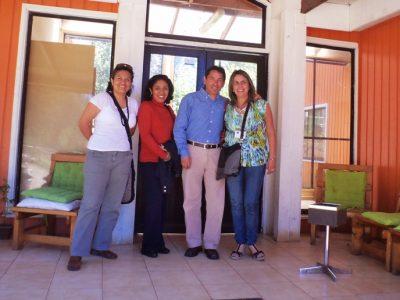 Implementan alcotest educativo en recreos informativos de Temuco