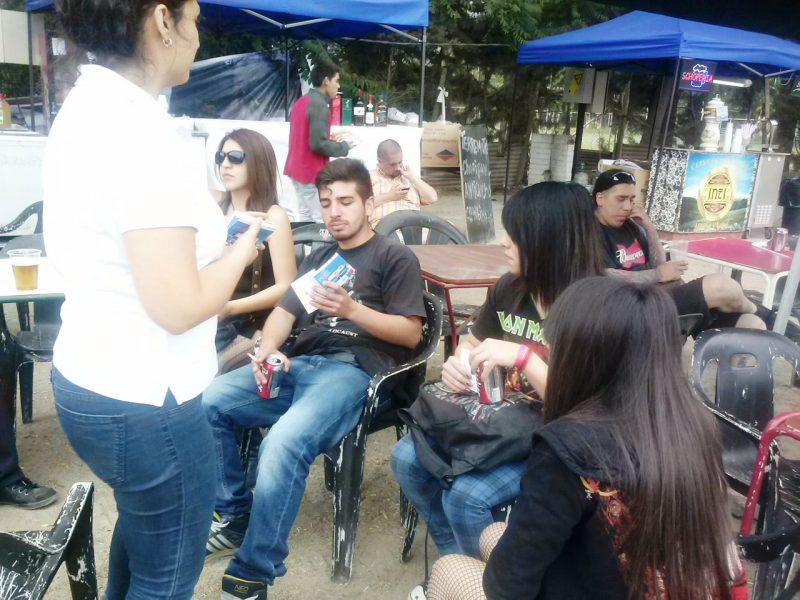Copiapó celebró Día de la Prevención con masivo festival de teatro
