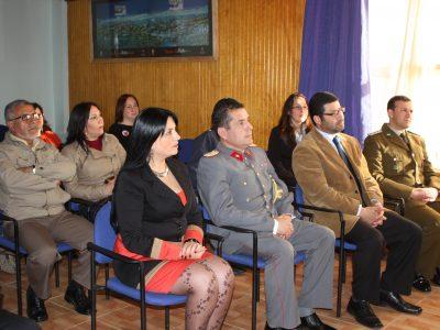 Fortalecen prevención de drogas y alcohol en redes comunales iquiqueñas