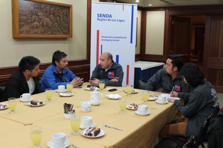 SENDA reconoce en Copiapó compromiso ciudadano por prevenir consumo de drogas