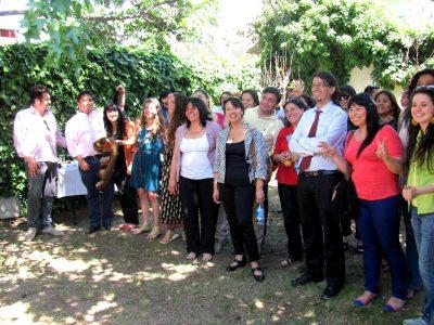 El Maule celebró compromiso con la prevención del consumo de drogas