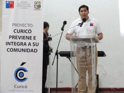 Capacitan a estudiantes de Punta Arenas en prevención del consumo de drogas