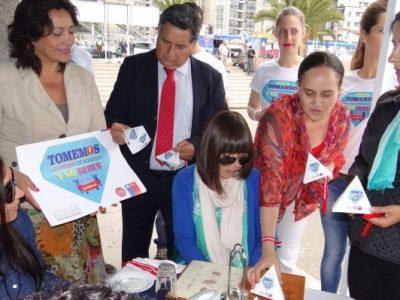 Niños y jóvenes de Pucón participan en torneo preventivo de baby-fútbol