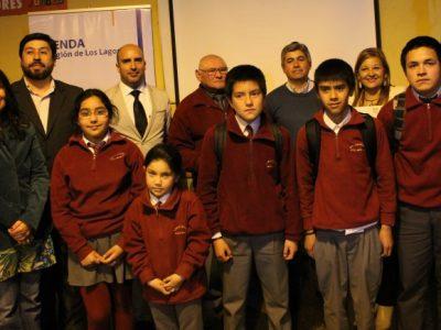 SENDA destacó trabajo preventivo de colegio de Alto Hospicio