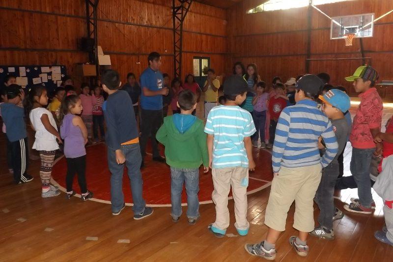 SENDA capacita a docentes de Futrono en programa Actitud