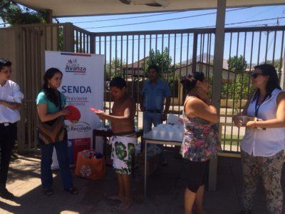 Jóvenes de Temuco conocen campaña «Si tomas, no manejes»