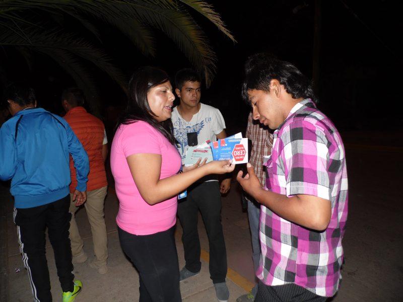 Implementan Control Cero Alcohol en horario de «happy hour» en Temuco