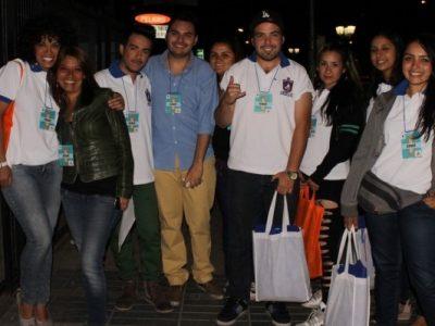 Escolares de Alerce participan del torneo preventivo Atina y Gana