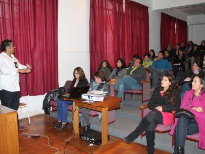 Inauguran oficina SENDA-Previene en la comuna de Renaico