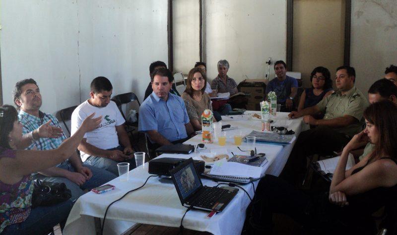 Finaliza proyecto preventivo con estudiantes de San Vicente