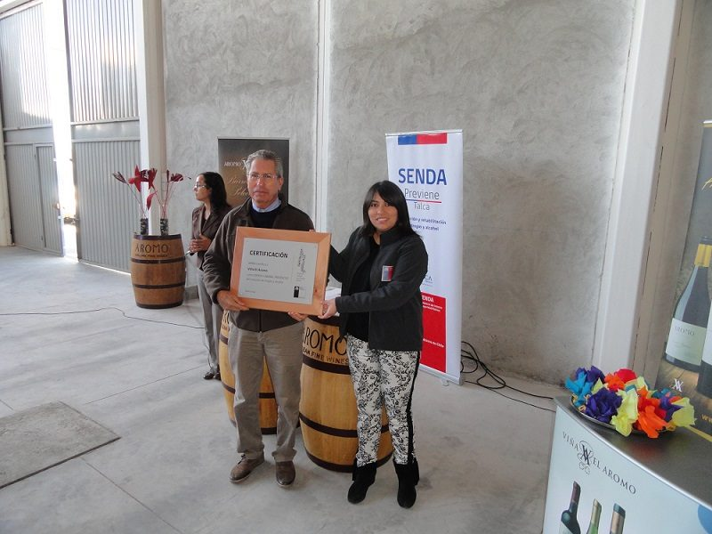 Inauguran oficina SENDA-Previene en comuna de Toltén