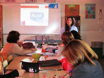 Con fiesta ciudadana celebran Día de la Prevención en Rancagua