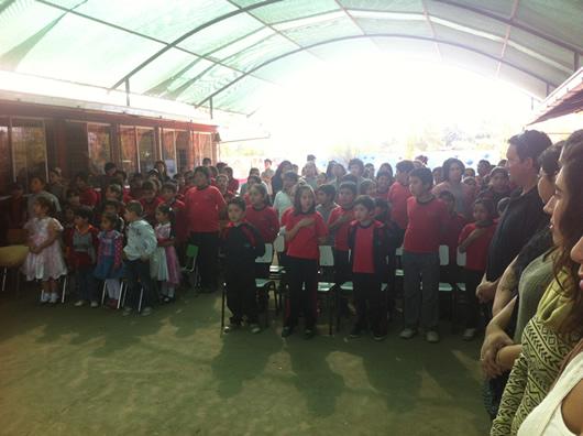 Aplican alcotest educativo en paso fronterizo de Tierra del Fuego