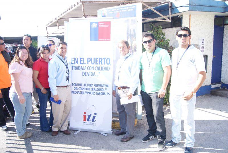 Organizan taller para servicios públicos que implementan Trabajar con Calidad de Vida