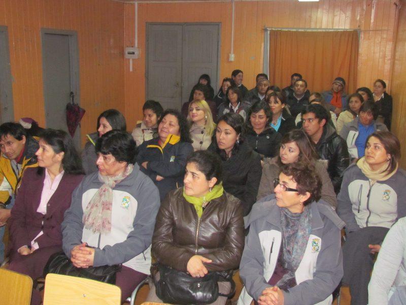 Escuela Villa Las Playas de Caldera recibe certificación preventiva