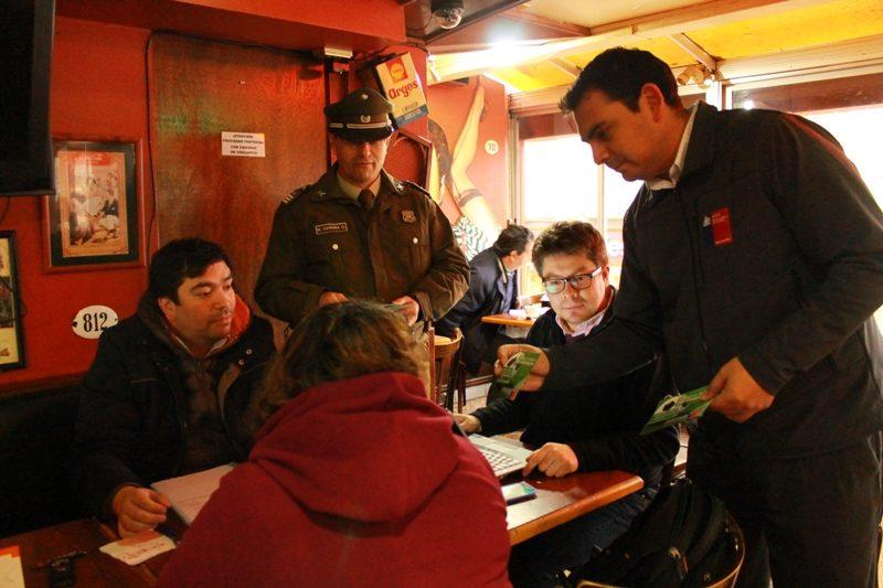 SENDA participa en Feria de Seguridad Pública de Punta Arenas