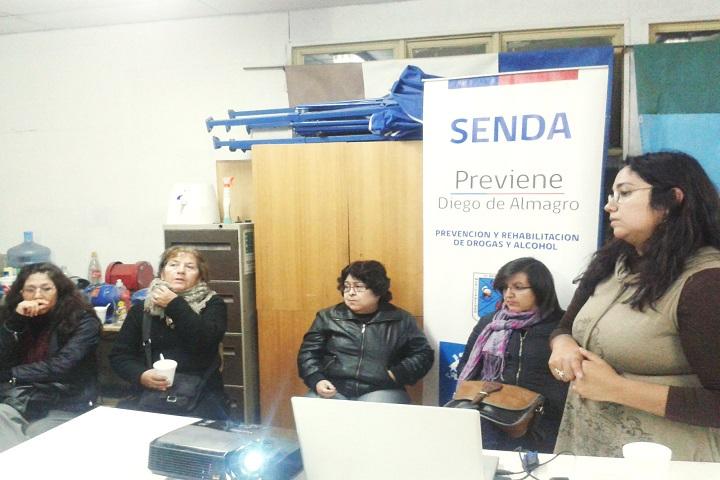 Pozo Almonte inicia desarrollo de política comunal preventiva