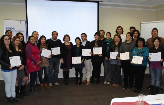 Empresas de Valparaíso se comprometen con SENDA a trabajar con calidad de vida