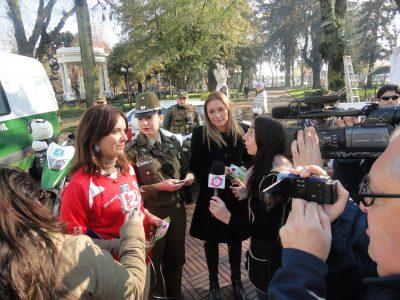 CONACE apoyará política de prevención del consumo de drogas en Conaf