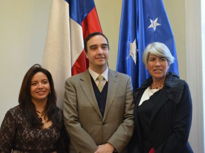 SENDA y Gendarmería avanzan en implementación del programa Trabajar con Calidad de Vida