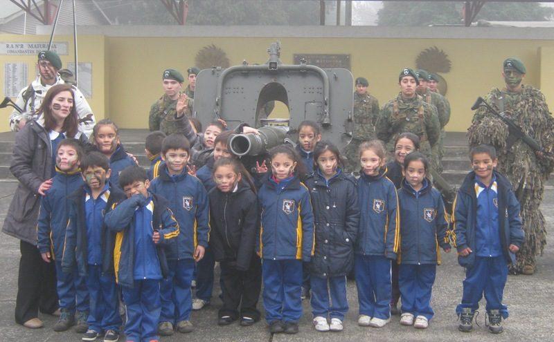 SENDA-Previene de Panguipulli participa en celebración Día de la Convivencia Escolar