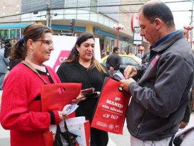Nuevo Sur Maule lanza política preventiva para sus trabajadores y familias