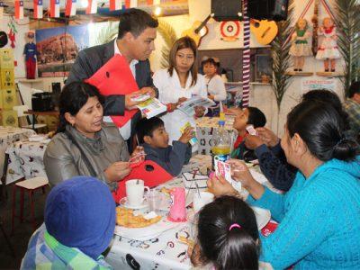 Bulnes cierra proyecto con festival artístico «Juntos por la prevención»