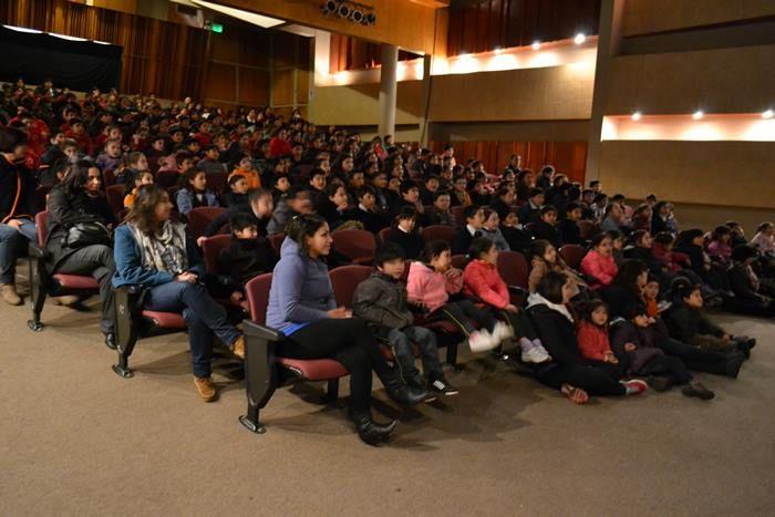 Jóvenes de Requinoa realizan gran encuentro preventivo