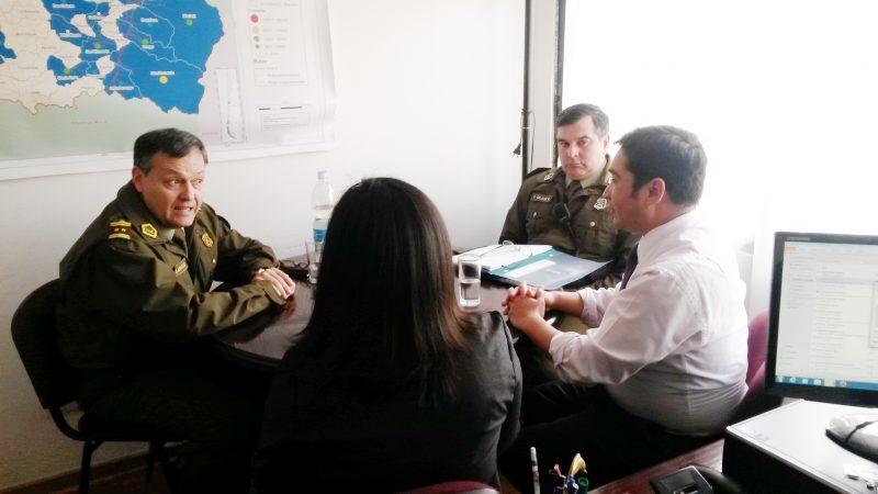 Culmina en Punta Arenas capacitación en prevención a monitores de FACH