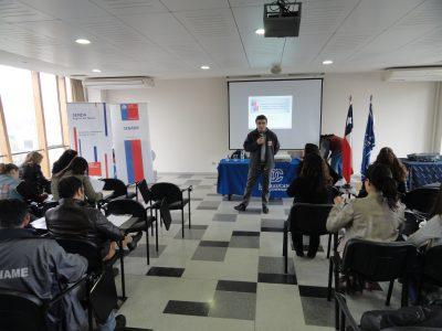 Futrono: escuela rural de Nontuela abre sus puertas a  SENDA