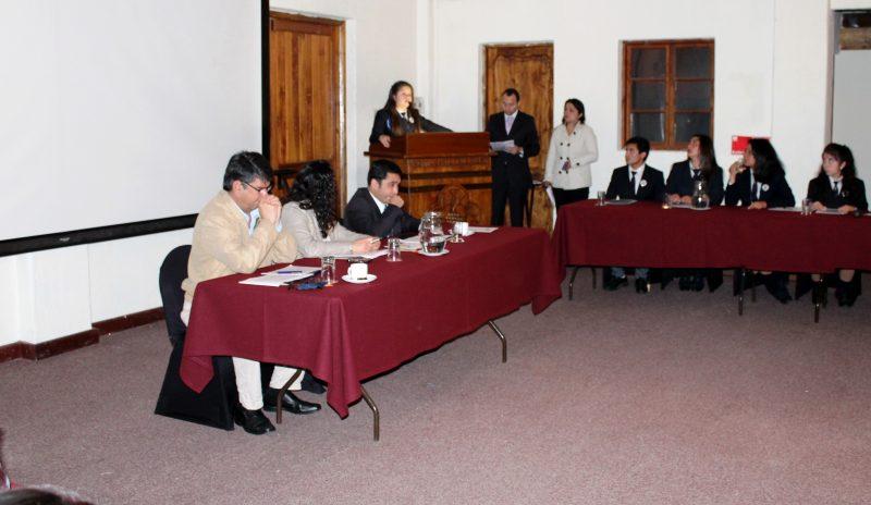 Estudiantes de Purranque y Ancud se capacitan en Estrategia de Pares preventivos