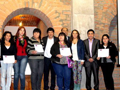 SENDA realiza feria preventiva en Liceo Bicentenario de Excelencia Altamira
