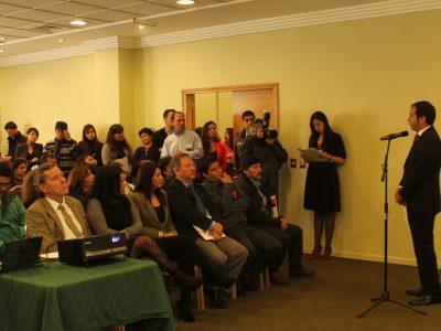 Mesa de Estudiantes de Alto Hospicio cerró actividades con visita a nuevo cuartel PDI