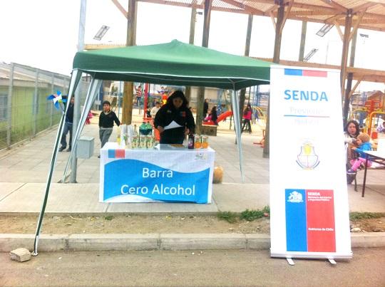 Imparten taller de habilidades parentales en escuela Manuel Orella de Caldera
