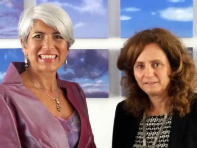 Nueva directora de SENDA en Aysén conoce trabajo de escuelas preventivas