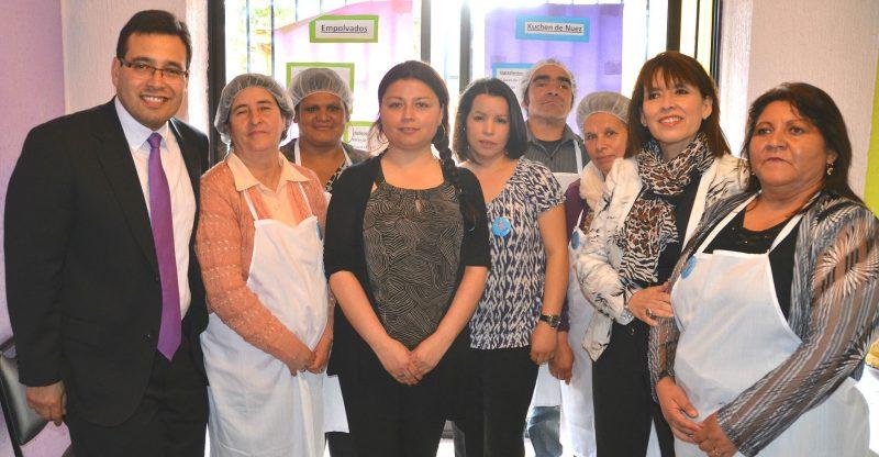 Capacitan a profesionales de centros de tratamiento de Atacama