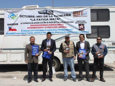 Entidades regionales exponen sobre prevención en el ámbito laboral