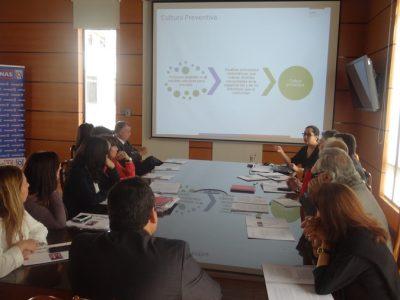 SENDA-Previene realiza diversas actividades orientadas a  jóvenes de Ovalle