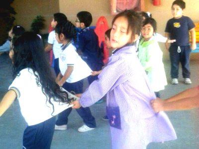 Coyhaique y Aysén se movilizan por estilos de vida saludables en colegios