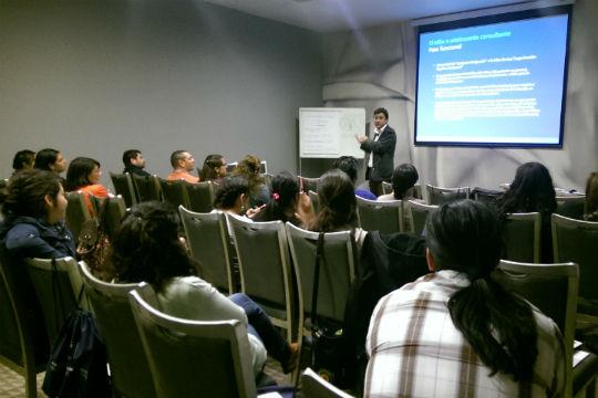 Realizan seminario sobre prevención del consumo en ámbitos laborales