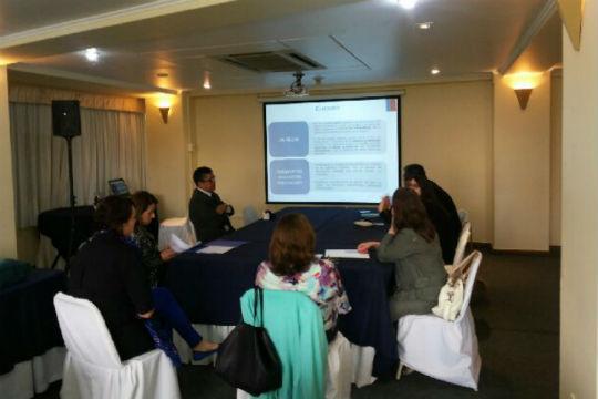 Colegios de Puerto Montt finalizan aplicación del programa A Tiempo