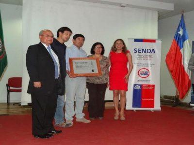 Liceo de Huara logró concurso de debates preventivos organizado por SENDA