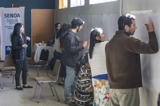 En Arica comenzó la campaña «Decide tu verano, sin drogas ni alcohol»