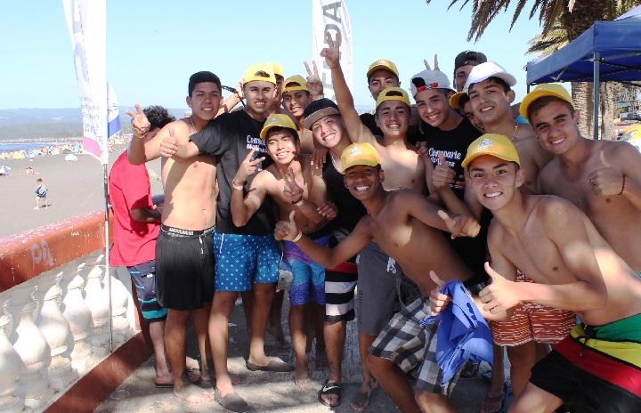 Viña del Mar también se pliega a campaña «Decide tu verano, sin drogas, sin alcohol»