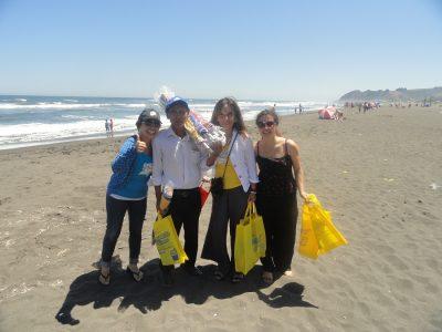 Niños y adolescentes disfrutan de campaña preventiva en parque municipal de La Unión